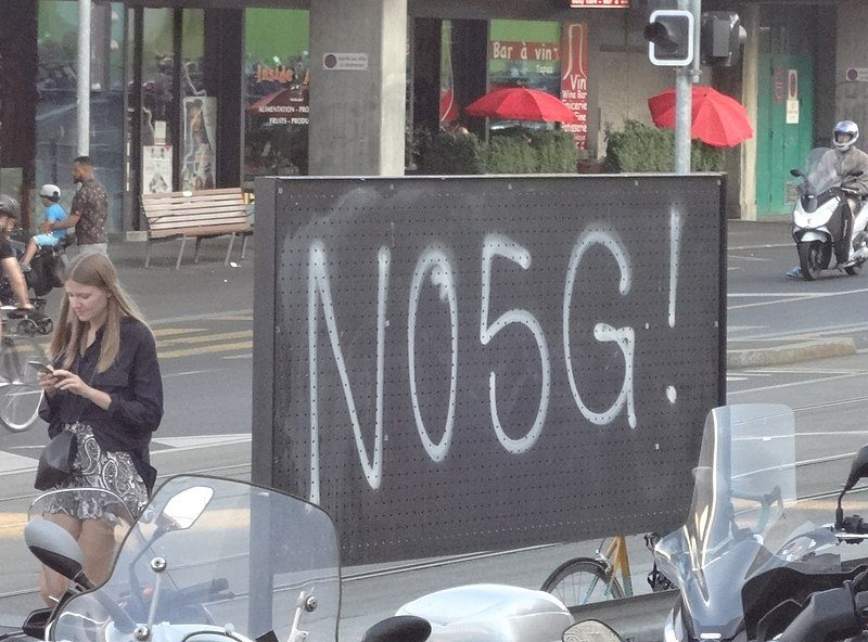 Opposition to 5G in Geneva